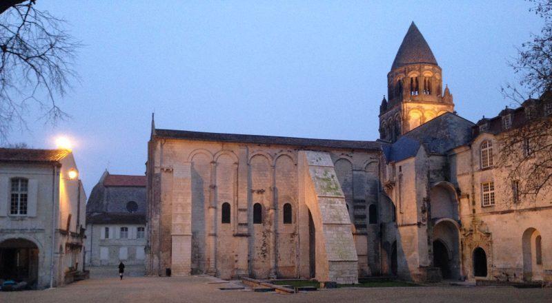 Parcours sonore 3D binaural à l'Abbaye aux Dames
