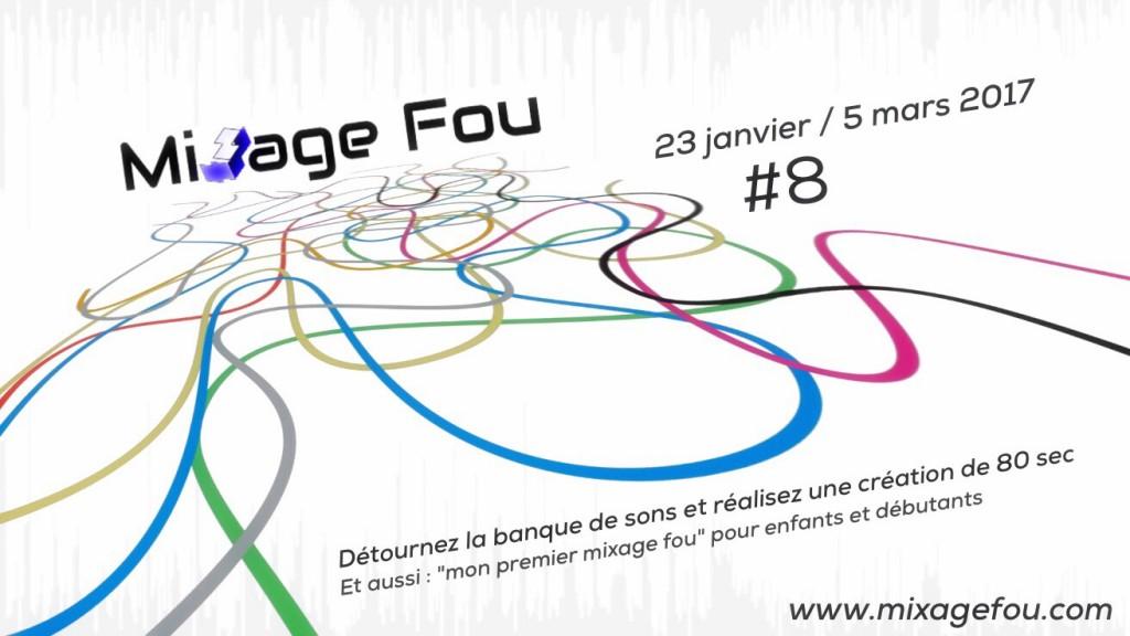flyer mixage fou#8