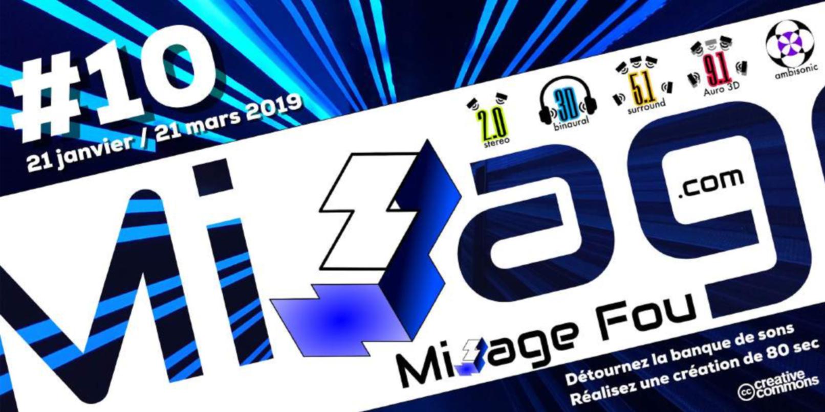 Lancement Concours Mixage FOU 2019