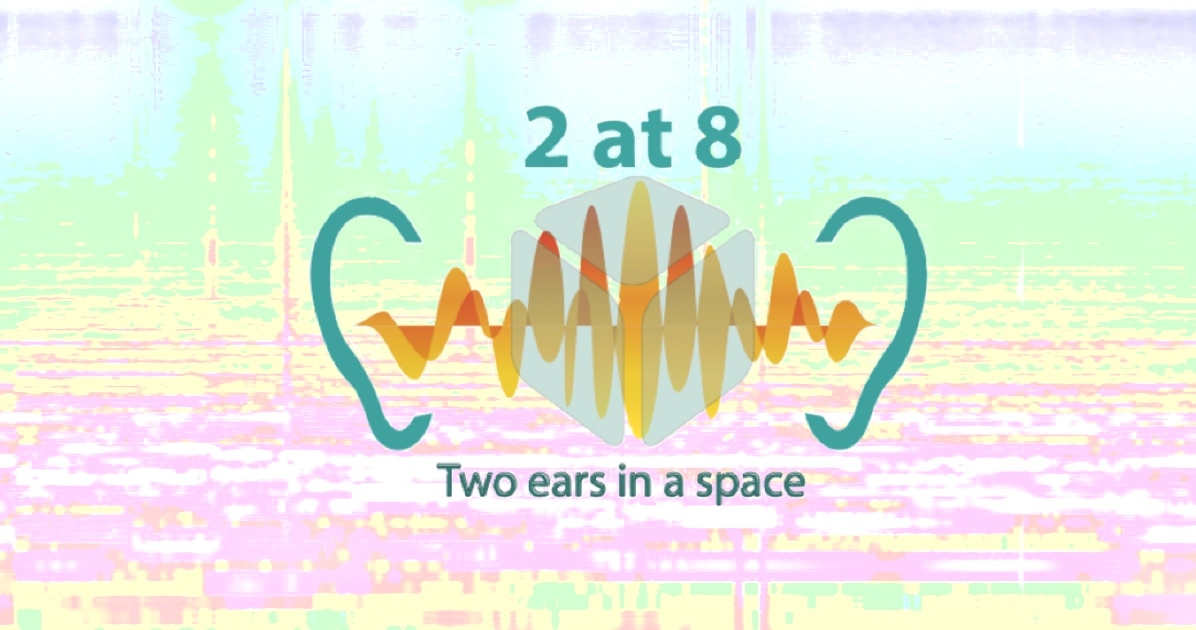 Webinar Ambisonie « Two ears in a space »